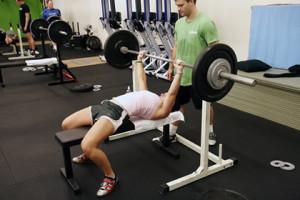 Vježbe snage – čučnjevi, benč i mrtva dizanja